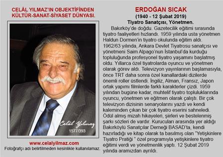 Erdoğan Sıcak
